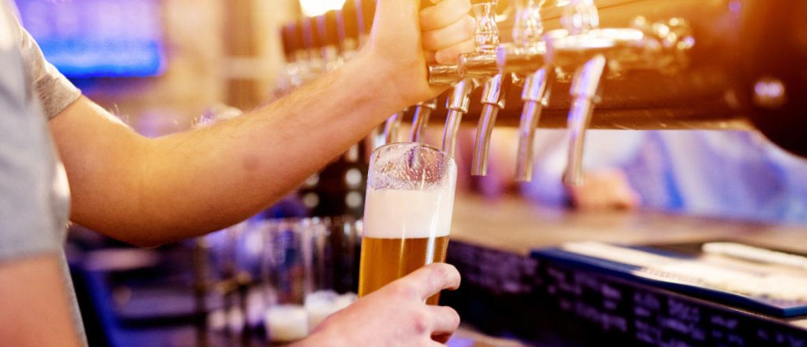 bier-zapfanlage